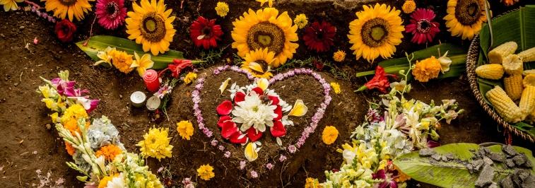 flower alter